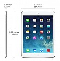 iPad Mini with Retina WiFi + Cellular 16GB (ME814TH/A) White & Silver