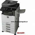 Máy Photocopy Sharp MX- M464N